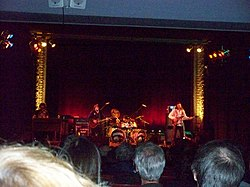 I Vanilla Fudge nel 2011 al Regent Theater di Arlington in Massachusetts.