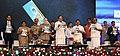 The Vice President, Shri M. Venkaiah Naidu releasing the Souvenir on the 11th Indian Fisheries and Aquaculture Forum, in Kochi, Kerala.jpg