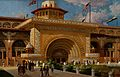The World's Columbian Exposition of 1893, Chicago; entrance Wellcome V0050158.jpg