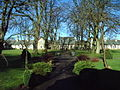 The grounds of Waddington Almshouses - geograph.org.uk - 327086.jpg