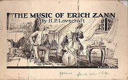 Image illustrative de l'article La Musique d'Erich Zann