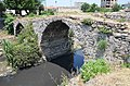 The stone bridge over the ancient Pinarus river, now known as Payas, Hatay, Turkey (36847107133).jpg