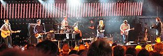 The Fray - The Fray performing at BBC Radio 1's Big Weekend in 2007