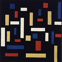 Theo van Doesburg Composition VII (the three graces).jpg