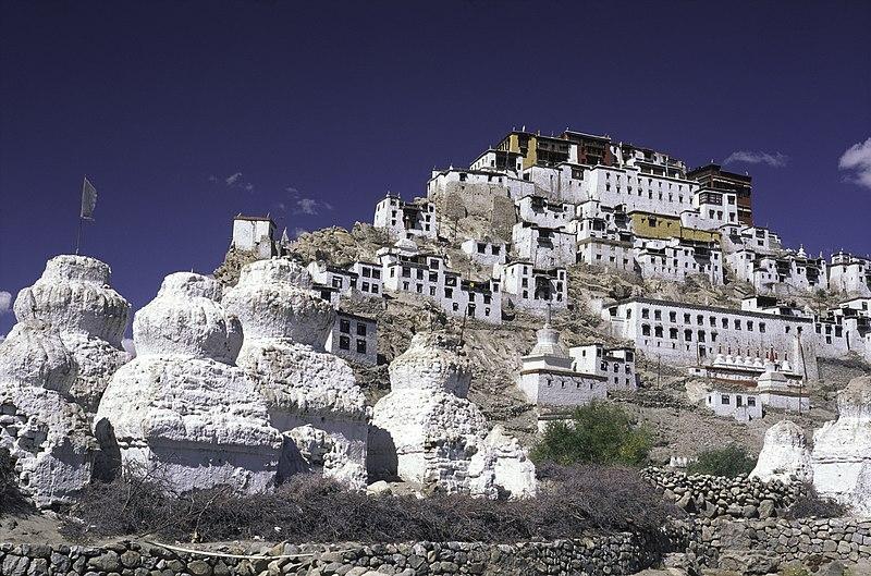 Fichier:Thikse Monastery2.jpg