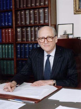 Thomas Bingham, Baron Bingham of Cornhill - Image: Thomas Bingham, Baron Bingham of Cornhill