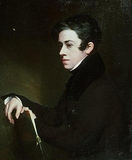 Thomas Brigstocke British artist