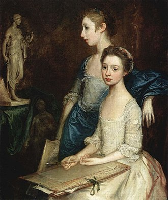 1760 in art - Image: Thomas Gainsborough 019