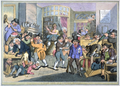 Thomas Rowlandson - A Mad Dog in a Coffee House.png