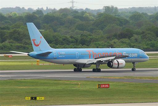 Thomson Airways Boeing 757-204; G-BYAO@MAN;14.05.2011 596eg (5732414617)