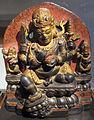 Tibet, mahakala sotto l'aspetto di ye-shes mgon-po, xii sec.JPG