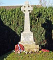 Tickton War Memorial - geograph.org.uk - 329071.jpg
