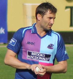 Tim Murtagh Irish cricketer
