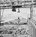 Timna in de Negevwoestijn het terrein van de kopermijnen met betonnen bakken vo, Bestanddeelnr 255-3670.jpg