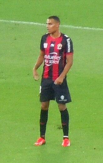 Timothée Kolodziejczak - Kolodziejczak playing for Nice in 2013