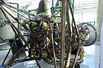 Titan I rocket engine - Evergreen Aviation & Space Museum - McMinnville, Oregon - DSC00803.jpg