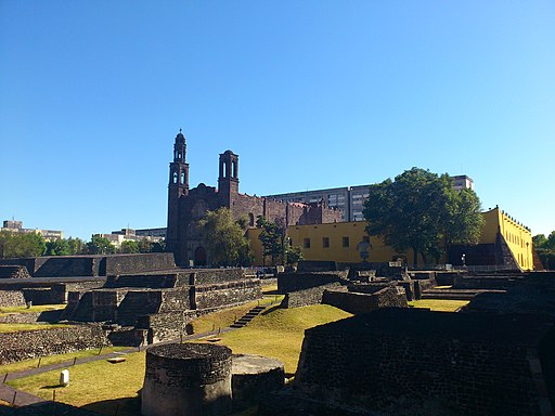Tlatelolco Frida Kahlo Museum Mexico City