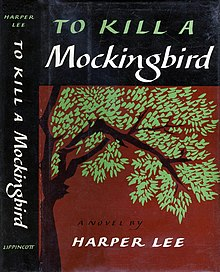 Cover of the book showing title in white letters against a black background in a banner above a painting of a portion of a tree against a red background