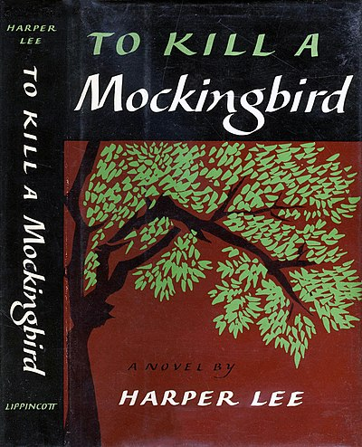 Picture of a book: To Kill A Mockingbird