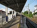 Tobu-railway-ogose-line-Nishi-oya-station-platform.jpg
