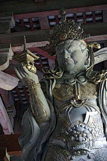Four Heavenly Kings Buddhist gods