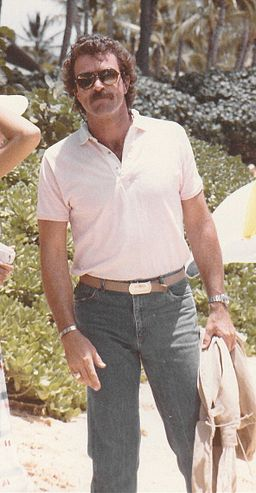 Tom Selleck Kahala Hilton