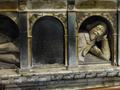 Tomb - beddrod Evan Llwyd (Bodidris), Sir Ddinbych - Denbighshire 1639 07.png