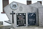 Tomb of Maria and Stanisław Janczura at Posada Cemetery in Sanok 2.jpg