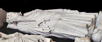 Philip IV of France - Tomb of Philip IV in the Basilica of St Denis