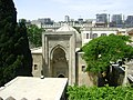 Tomb of khans shirvanshahs palace(old-city) baku azerbaijan.jpg