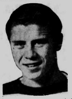 Tony Leswick Canadian ice hockey player