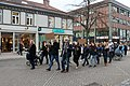 Torchlight procession for the search of missing boy Odin Andre Hagen Jacobsen 07.jpg