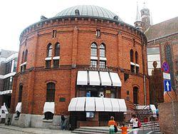 Toruń, Planetarium, ul. Franciszkańska 15-19 (Ola Z.)
