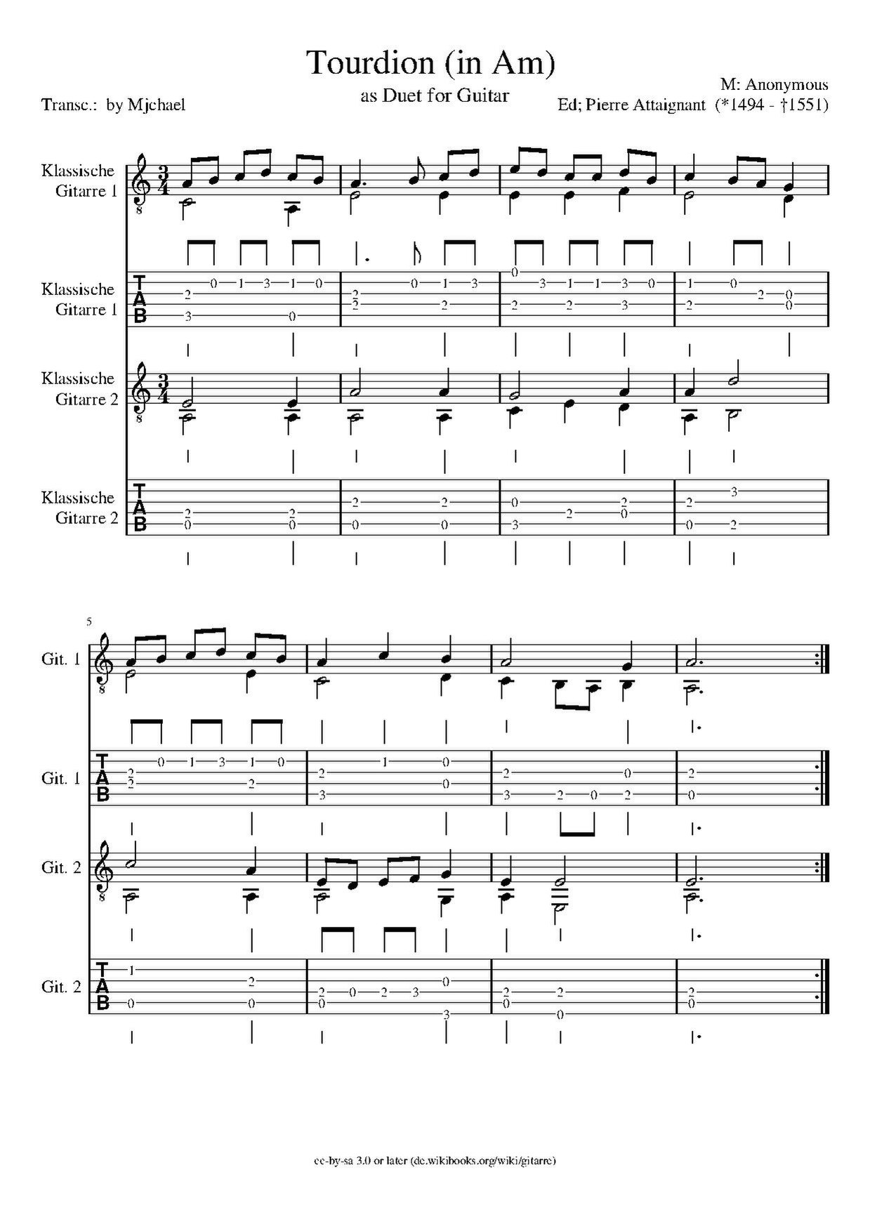 Tourdion - Guitar-Duo.pdf