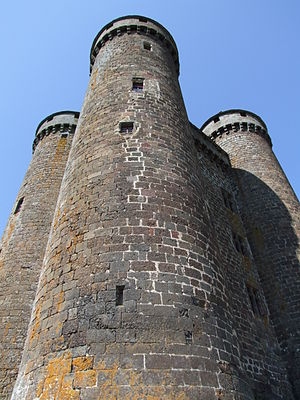 Château d'Anjony - Château d'Anjony