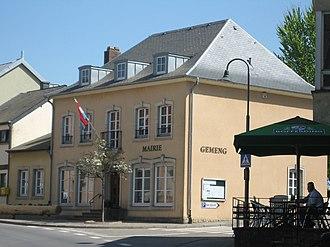 Consdorf - Town hall