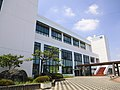 Toyoake City Welfare Gymnasium, Nishikawa-cho Toyoake 2018.jpg