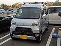 "Toyota PIXIS VAN Cruise Turbo""SA III"" (EBD-S321M-ZMGZ) front.jpg"