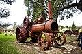Tractor a vapor - Museo de la máquina agrícola (Esperanza - Santa Fe) 8.jpg