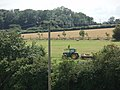 Tractor parked in a field - geograph.org.uk - 494604.jpg