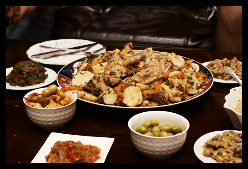 File traditional moroccan wikimedia commons for Authentic mediterranean cuisine