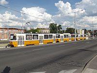 Trams in Budapest 2014 14.jpg
