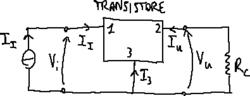 Transistore BJT in uso come amplificatore.png