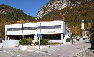 Trasaghis Comune in Friuli-Venezia Giulia, Italy