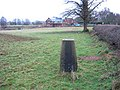 Triangulation pillar, Weatheral - geograph.org.uk - 332397.jpg