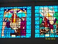 Trindade GO Brasil - Vitrais da Igreja Nova - panoramio.jpg