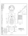 Trinity Church (Episcopal), Saint George and King Streets, Saint Augustine, St. Johns County, FL HABS FLA,55-SAUG,10- (sheet 5 of 6).png