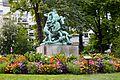 Triomphe de Silène by Jules Dalou, Jardin du Luxembourg, Paris.jpg
