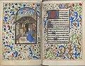 Trivulzio book of hours - KW SMC 1 - folios 199v (left) and 200r (right).jpg