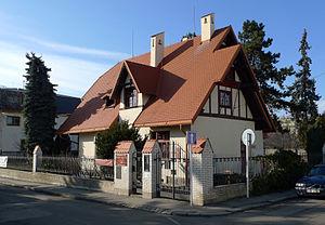 Trmal Villa - Trmal Villa in Strašnice